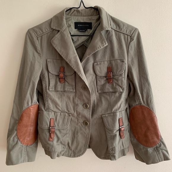 BCBGMaxAzria Jackets & Blazers - BCBG Safari / Military Vintage Style Jacket